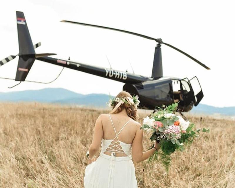 Flights Experiences - Marriages - Mont Blanc Hélicoptères Megève