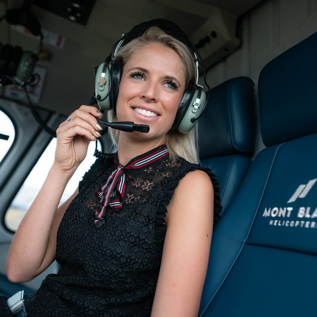 Transfer – Flight Taxi - Public transport - Mont Blanc Hélicoptères Megève