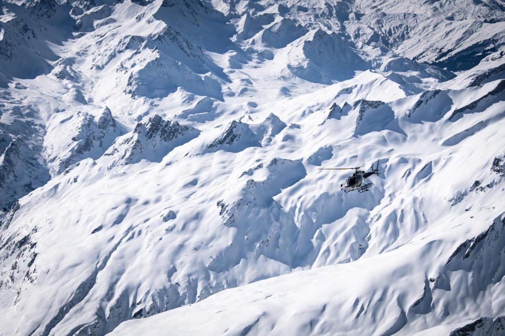 Tourist flights - Mont Blanc & its Glaciers 50min - Mont Blanc Hélicoptères Megève