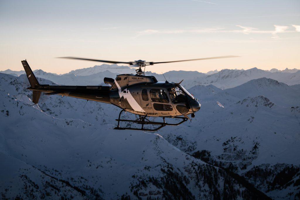 Tourist flights - In the Heart of Mont Blanc 30min - Mont Blanc Hélicoptères Megève