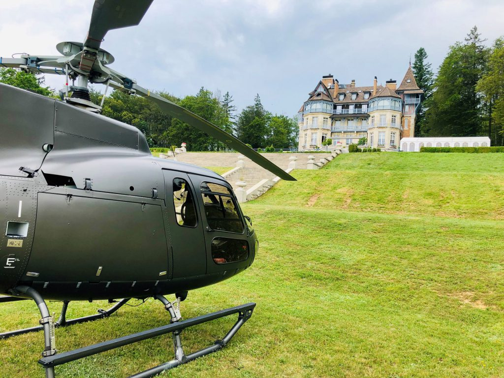 Flights Experiences - Gourmet flights - Mont Blanc Hélicoptères Megève